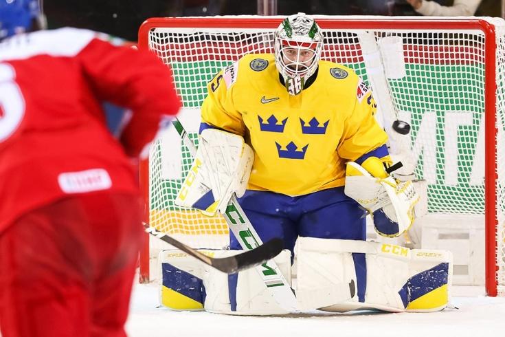 Швеция — Чехия — 2:4, видео, голы, обзор матча чемпионата мира 2021 года по хоккею