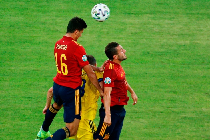 Испания – Швеция – 0:0