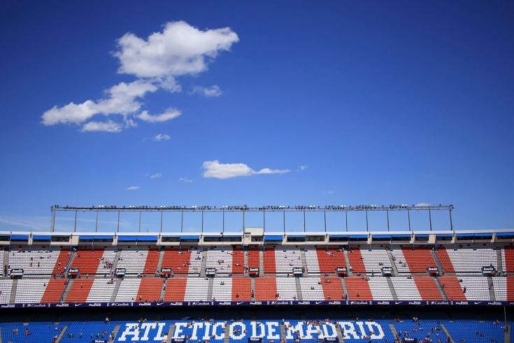 Как сейчас выглядит стадион «Висенте Кальдерон»
