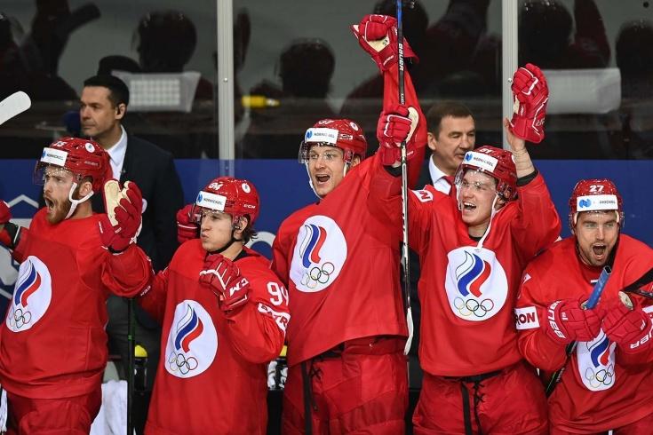 Четвертьфинальные пары, ЧМ по хоккею — 2021, кто и с кем сыграет в плей-офф, соперник России, сетка онлайн