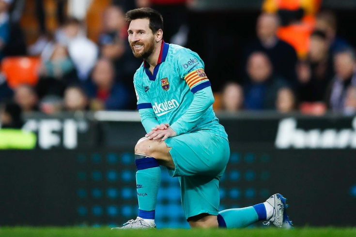 «Барселона» — «Ференцварош». Прогноз на матч 20.10