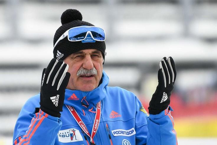 Скандал в биатлоне: личный тренер Логинова Касперович отстранён от соревнований на два месяца