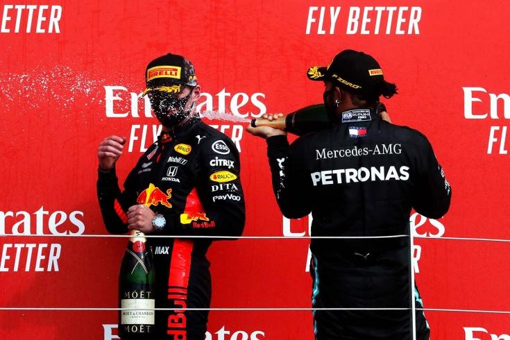 Расставляем оценки: 10 лучших пилотов первой половины сезона Формулы-1