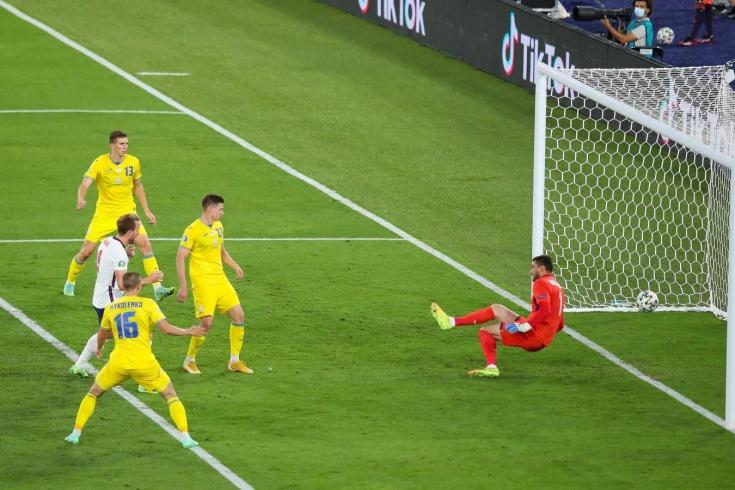 Почему Украина разочаровала в матче с Англией