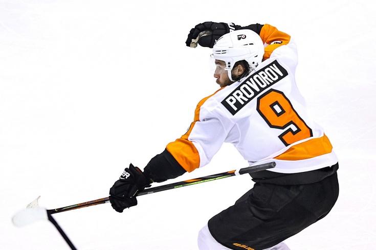 Проворов тащит «Филадельфию» в финал Востока! Кажется, в плей-офф НХЛ будет крутой камбэк