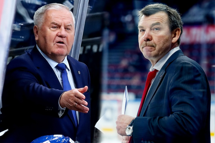 Кто из главных тренеров покинет клубы КХЛ по итогам сезона-2020/2021