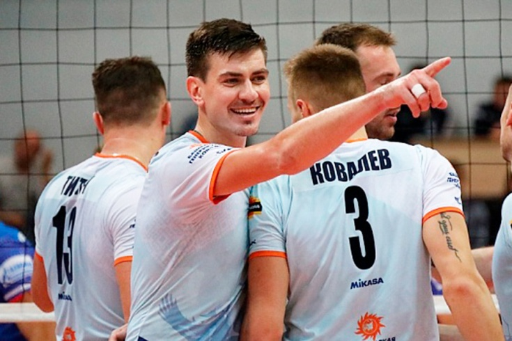 Чемпионат России по волейболу-2018/19, мужчины