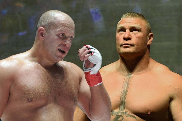 Емельяненко закончит карьеру боем за пояс. Неужели, против Леснара?