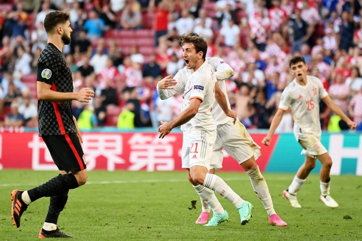 Хорватия с Испанией забили 8 голов! Это рекорд?