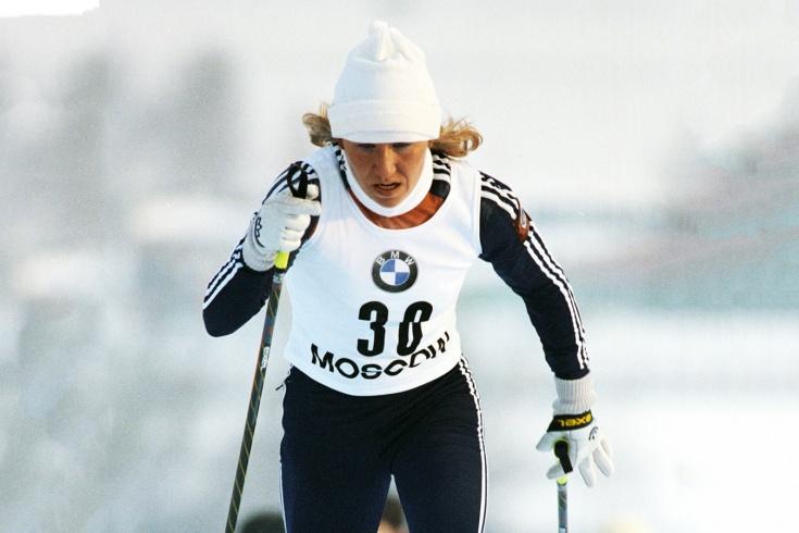 Великая победа биатлонисток на ОИ-1994
