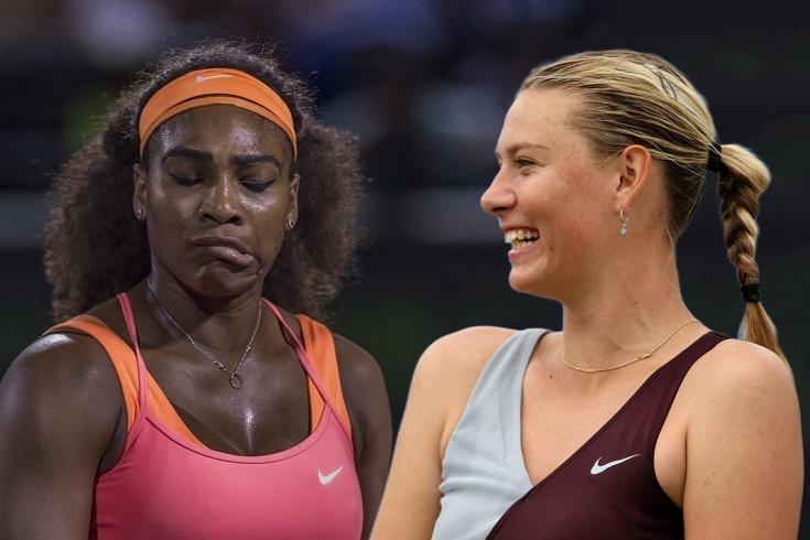 Самые забавные и курьёзные моменты в теннисе, видео