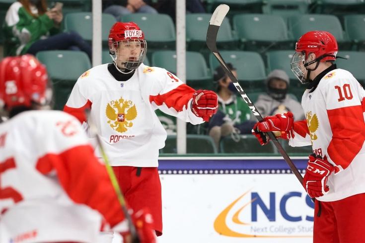 Германия — Россия: прямая онлайн-трансляция 30 апреля, юниорский чемпионат мира по хоккею 2021