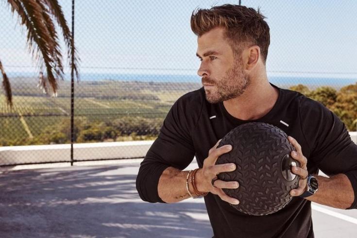 Как тренироваться так же, как Тор: тренировки и питание актёра Криса Хемсворта