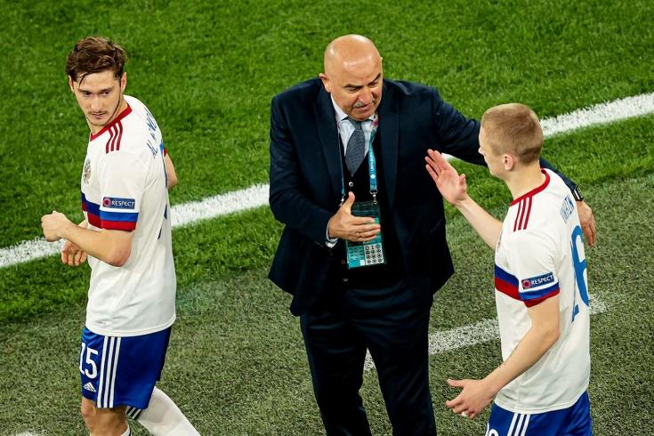 Россия – Финляндия, 16 июня