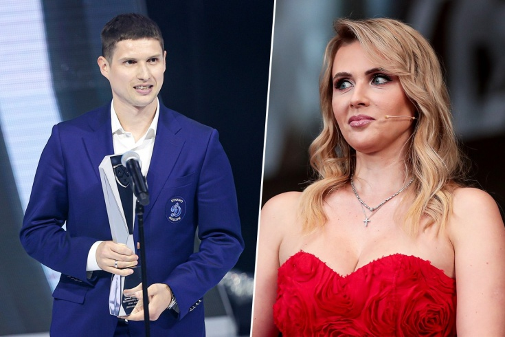 Вадим Шипачёв и Дарья Миронова