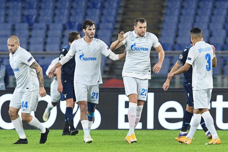 Лига чемпионов: что нужно «Зениту» и «Краснодару» для выхода в Лигу Европы с 3-го места в группе