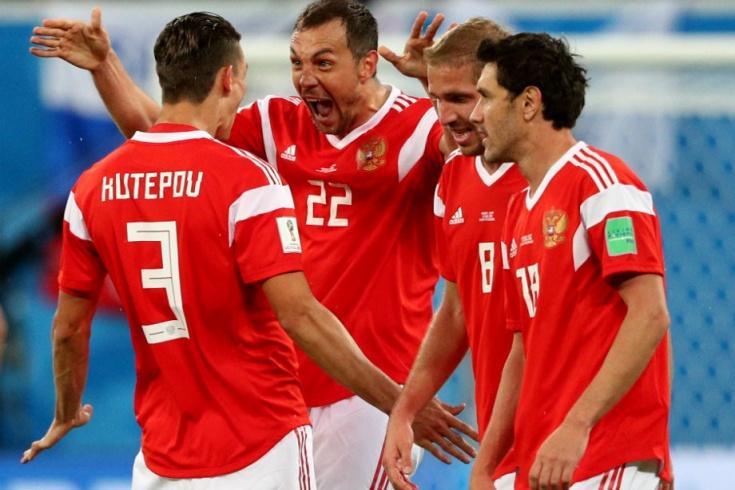Россия- Египет