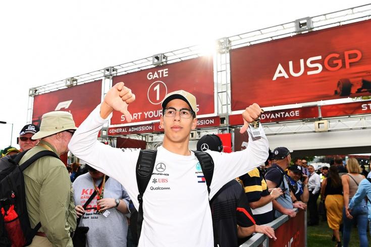 Ситуация с отменой Гран-при Австралии
