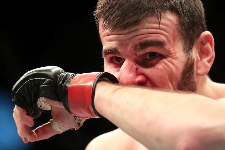 UFC может уволить очередного россиянина. От следующего боя у Ибрагимова зависит всё