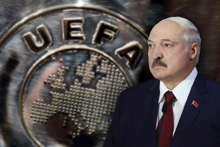 Из-за Лукашенко УЕФА принял жёсткие санкции