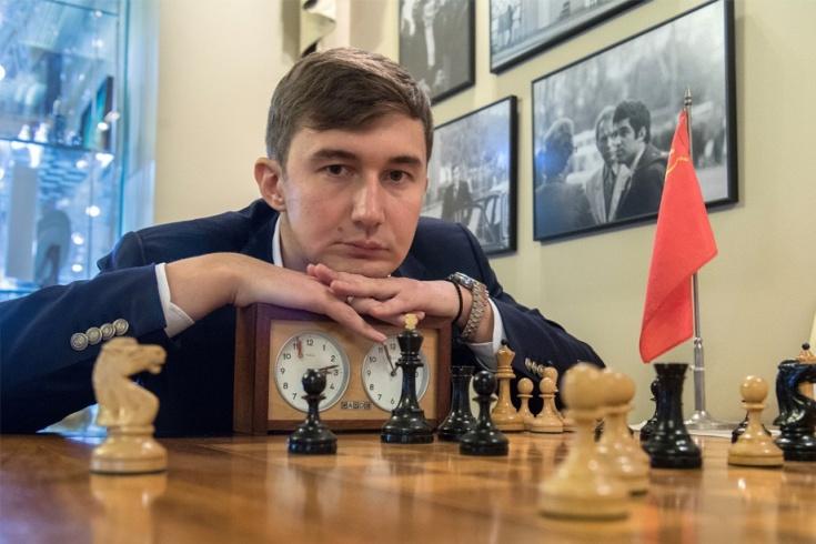 Сергей Карякин, шахматы