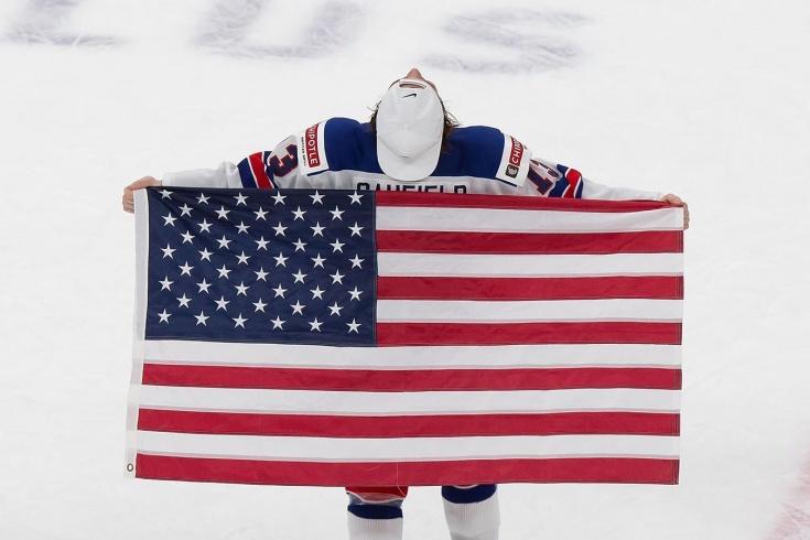 «Мама, не плачь. Хоккей США – это сделай или умри». Чемпионская раздевалка американцев