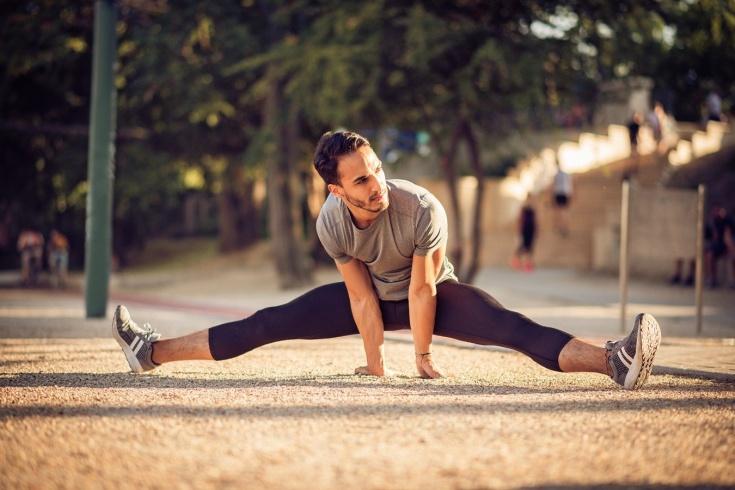Как сесть на шпагат: эффективная тренировка на растяжку, видео