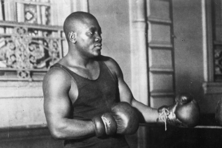 Джек Джонсон — история первого темнокожего чемпиона мира по боксу