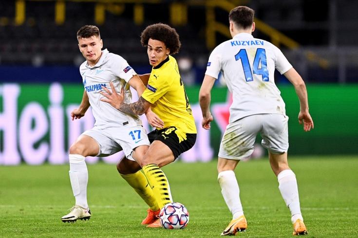 Футбол «Зенита» в Дортмунде — позор. Команда вообще не понимала, как ей нужно атаковать