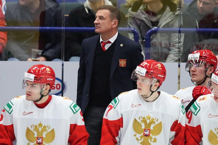 Брагин стал тренером главной сборной России. Он пр