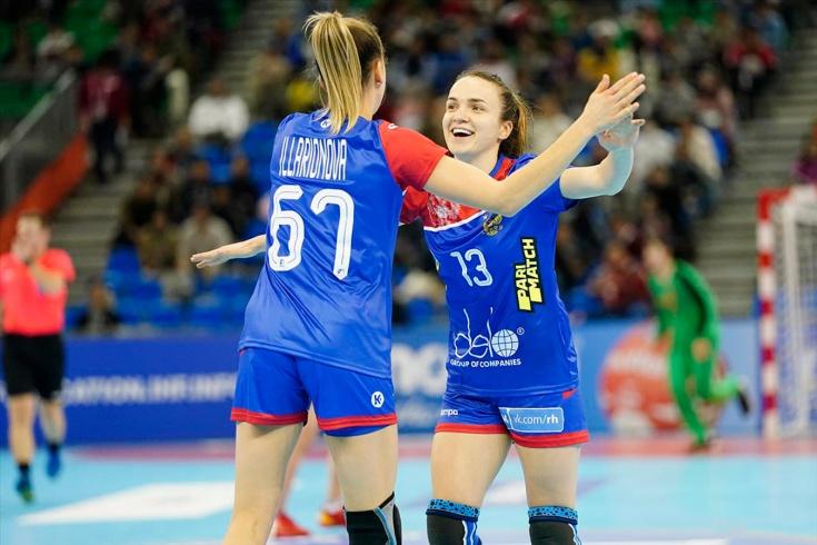 Россия крупно победила Швецию на чемпионате мира