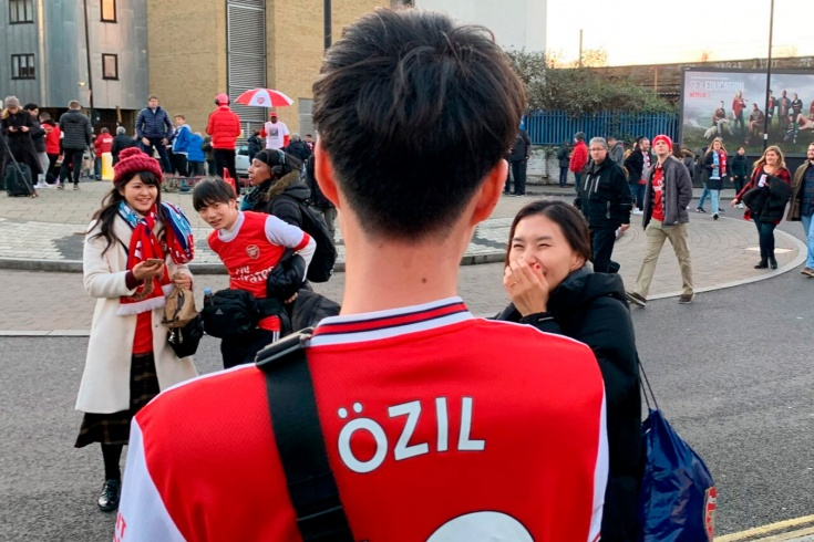 «Арсенал» безнадёжнее «Спартака»