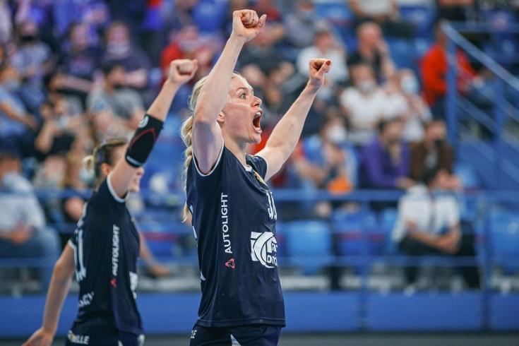ЦСКА стал чемпионом России по гандболу