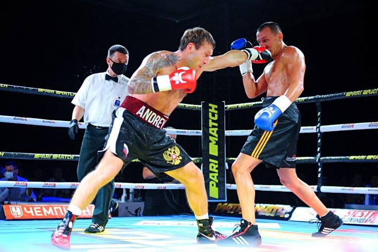 Боксёрский турнир KOld Wars завершился судейским скандалом