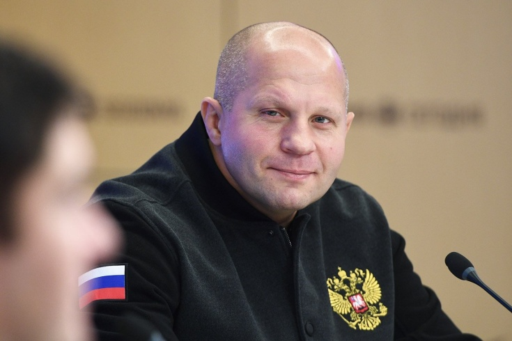 «Не бойцовский возраст». Последний Император проиграет на первом турнире Bellator в России