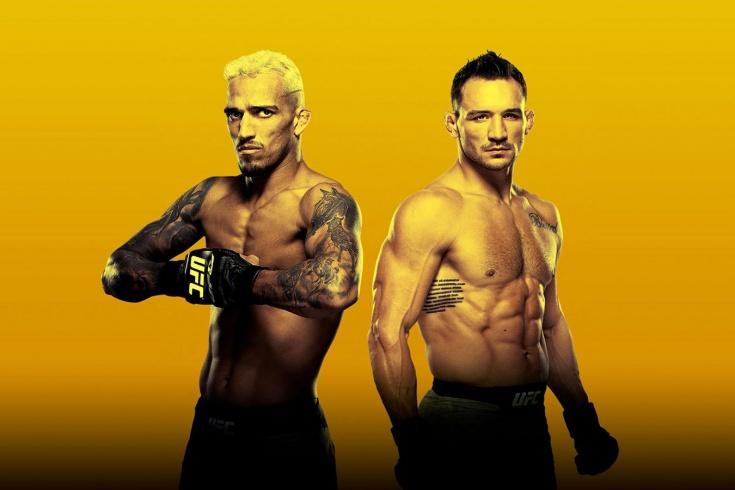 Бой Чарльз Оливейра — Майкл Чендлер, прямая трансляция UFC 262, Фергюсон — Дариуш. Онлайн боя Оливейра — Чендлер