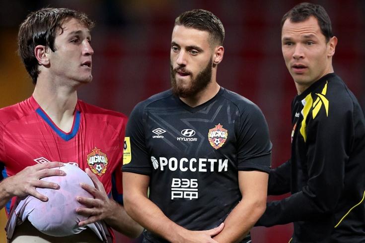 7 звёзд ЦСКА, которых хотел купить «Зенит». Гинер не продал никого