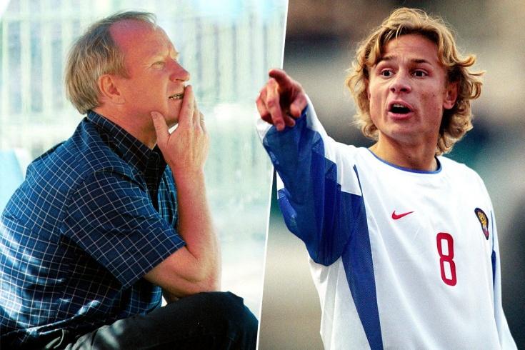 Как игроки сборной России вздумали снять тренера