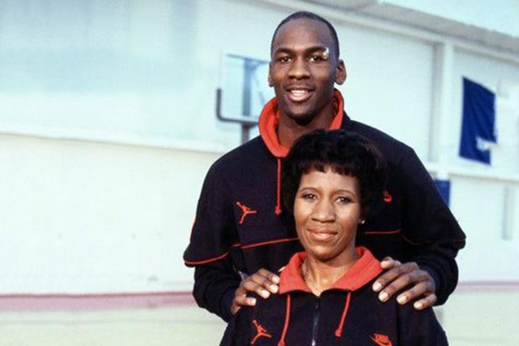 Делорис Джордан оказала огромное влияние на успех своего сына Майкла