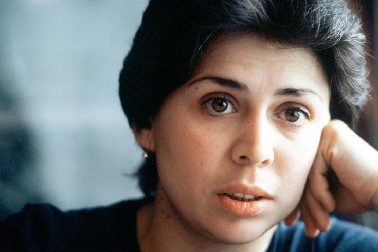 Ирина Роднина заплакала после победы на ОИ-1980
