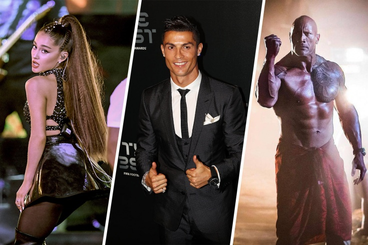 Роналду — первый 200-миллионник «Инстаграма»