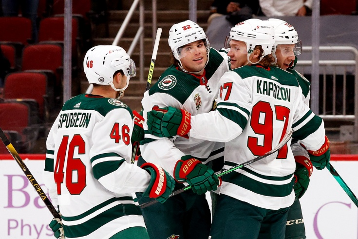 «Капризов сыграл невероятно. Это особенный игрок!» Что говорят в НХЛ о русской звезде