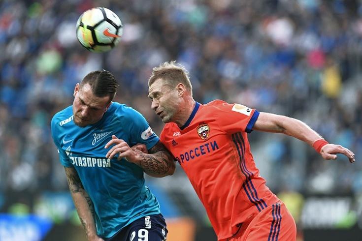 «Зенит» — ЦСКА — 0:0