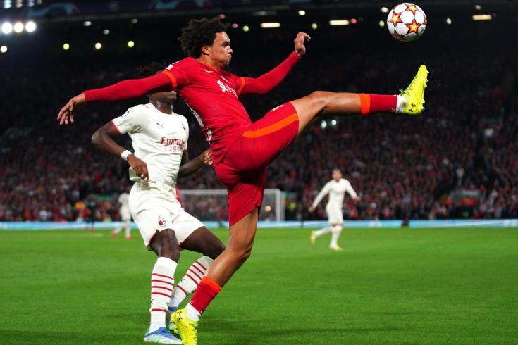 «Ливерпуль» — «Милан» — 3:2