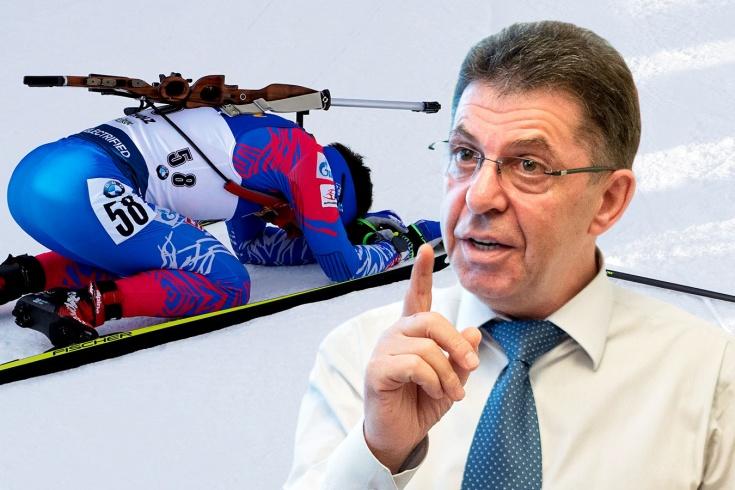 Бывший президент Союза биатлонистов России Александр Кравцов может сесть с тюрьму