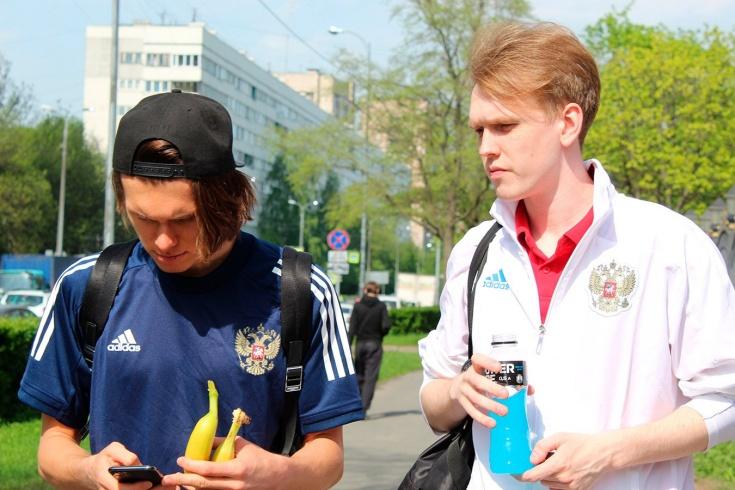 Как тренируется Сборная России по FIFA