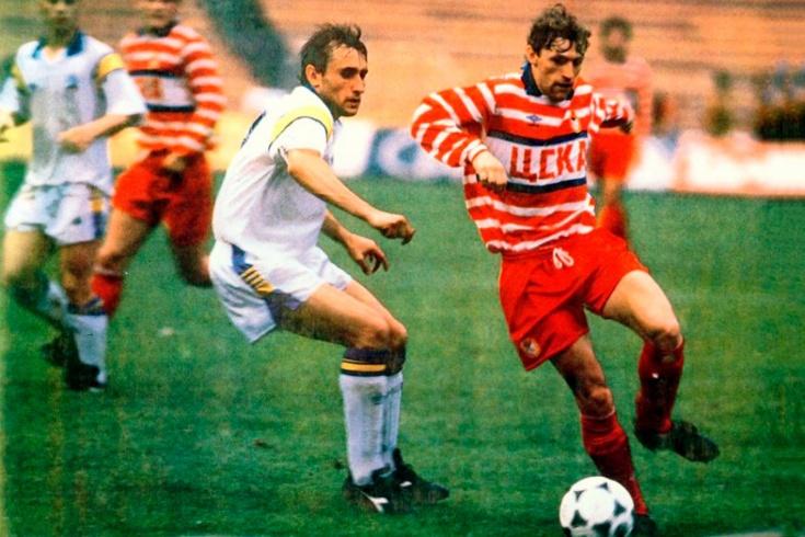«Дали ему, поддатому, ствол…» Печальная судьба чемпиона СССР по футболу Деркача