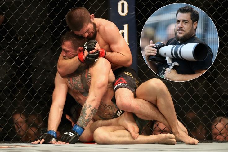 Умер от коронавируса автор легендарного снимка UFC