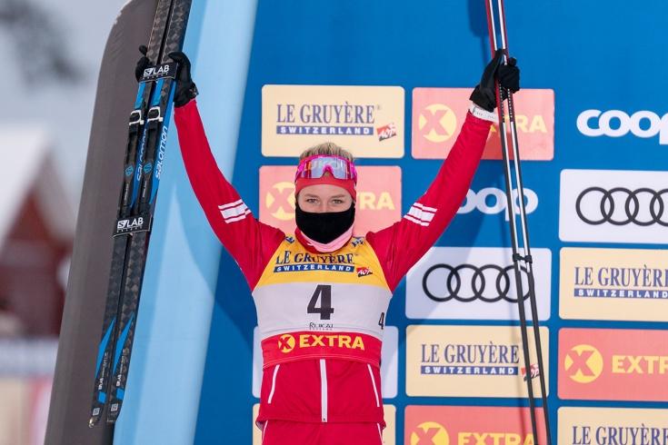 Лыжники Большунов и Сорина стали призёрами первого этапа Кубка мира — 2020/21 – подробности