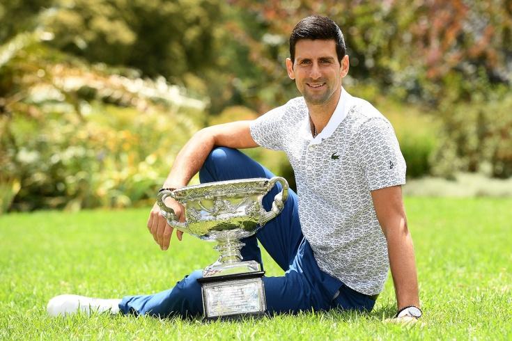 «Моя цель – побить рекорд Федерера». Джокович открыто бросил вызов Роджеру
